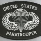 UNITED STATES PARATROOPER MILITARY PATCH