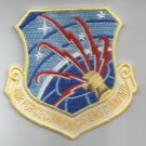 USAF - AIR FORCE COMMUNICATIONS COMMAND MILITARY PATCH -  SHIELD