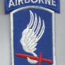 US ARMY - 173rd AIRBORNE DIVISION MILITARY PATCH