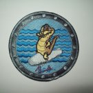 US NAVY AIRSHIP PATROL SQUADRON (ZP-871) WWII MILITARY PATCH