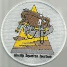 ZP-14 NAVY Aviation Airship Patrol Squadron Fourteen Military Patch BLIMP SQUAD