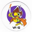 VF-12 US NAVY Aviation Fighter Squadron Military Patch PARROT