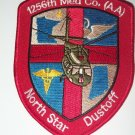 1256TH MED CO (AA) DUSTOFF ARMY AVIATION MILITARY PATCH