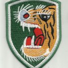 US ARMY REPUBLIC OF KOREA TIGER DIVISION MILITARY PATCH VIETNAM WAR