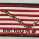 NAVY JACK DON'T TREAD ON ME MOTORCYCLE BIKER JACKET VEST MORALE MILITARY PATCH
