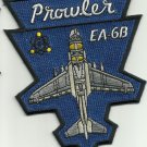 NAVY ELECTRONIC ATTACK AIRCRAFT EA-6B PROWLER MILITARY PATCH VAQ-139 USN USMC