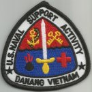 United States NAVAL SUPPORT ACTIVITY - DANANG VIETNAM  MILITARY PATCH