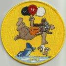 ZP-31 US NAVY Aviation Airship Patrol Squadron 31 Military Patch BLIMP SQUADRON