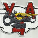 US NAVY ATTACK SQUADRON FOUR VA-4 ATKRON 4 MILITARY PATCH