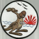 US NAVY VF-83 AVIATION FIGHTER SQUADRON EIGHT THREE MILITARY PATCH KANGAROOS