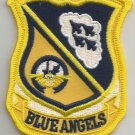 UNITED STATES NAVY MILITARY PATCH - BLUE ANGELS