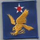 2nd AIR FORCE - ARMY MILITARY PATCH - Second Air Force USAF