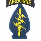 US ARMY 5TH SPECIAL FORCES AIRBORNE MILITARY PATCH - 5th SF A/B