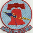 NAVY VF-935 Fighter Squadron Nine Three Five Military Patch LIBERTY BELL