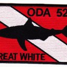 ARMY 1st Battalion 5th Special Forces Group ODA 525 MILITARY PATCH - GREAT WHITE