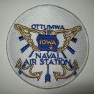 US NAVAL AIR STATION OTTUMWA, IOWA MILITARY PATCH