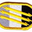 ARMY 4th Psychological Airborne Operations Group Military Patch Psych Ops OVAL