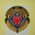 US ARMY 1st BRIGADE 4th INFANTRY DIVISION STB 4 MILITARY PATCH SPECIAL TROOP BTN