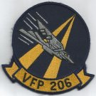 NAVY VFP-206 Aviation Light Photographic Fighter Squad Military Patch HAWKEYES
