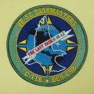 "VR-52 US NAVY AVIATION AIR TRANSPORTATION SQUADRON ""TASKMASTERS"" MILITARY PATCH"