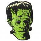 GREEN FRANKENSTEIN Cult Classic Monster Movie Horror Film Patch