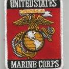 U.S.M.C.  MILITARY PATCH UNITED STATES MARINE CORPS