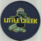 NAVAL AMPHIBIOUS BASE Little Creek Virginia Beach Virginia Military Patch