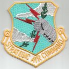 AIR FORCE STRATEGIC AIR COMMAND MILITARY PATCH USAF