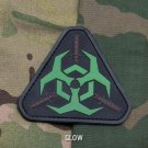 OUTBREAK RESPONSE TEAM GLOW TACTICAL BADGE MORALE PVC VELCRO MILITARY PATCH