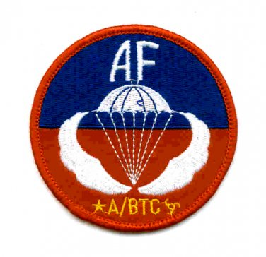 US Army Airborne Jump School Sicily Patch Army Insignia Military Patch