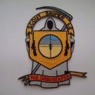 MARINE DIVISION SCOUT-SNIPER 1-5 REAPER MILITARY PATCH THE GRIM REAPER