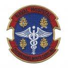 Naval Hospital Cherry Point North Carolina Military Patch
