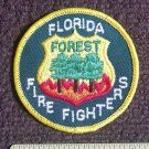 VINTAGE Fire Crew USFS Florida Forest Service FIRE Fighters Hot Shot Patch