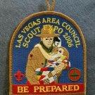 Las Vegas Area Council Scout Expo 2006 BE PREPARED BSA Patch