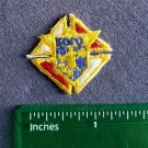 Vintage small Knights of Columbus Patch Crest KofC Catholic Fraternal Service