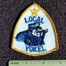 Vintage 70s Truckers lingo CB radio SPEED TRAP funny collectors PATCH