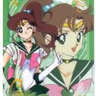 Sailor Moon Super S World 4 Carddass EX4 Regular Card - N5