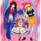 Sailor Moon Super S World 4 Carddass EX4 Regular Card - N24