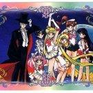 Sailor Moon Super S World 4 Carddass EX4 Regular Card - N13