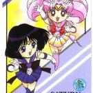 Sailor Moon Stars Graffiti 9 Regular Card #39
