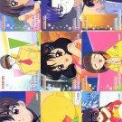Card Captor Sakura Pull Pack PP 5 Complete Regular Card Set