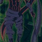 Bleach Clear Metallic Plastic Part 12 Bookmark #16- Kazeshini Hisagi