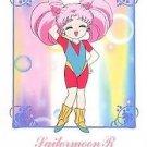 Sailor Moon R Hero 2 Regular Card #196