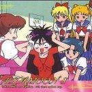 Sailor Moon S Hero 4 Regular Card #458