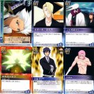 Bleach Soul Card Battle Booster Cards - You don't hurt anymore Lot #4
