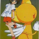 Card Captor Sakura Pull Pack PP 4 Foil Card #136