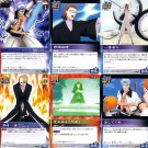 Bleach Soul Card Battle Booster Cards - You don't hurt anymore Lot #6 Grimmjow