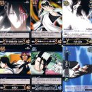 Bleach Soul Card Battle Regular Cards Byakuya Lot of 6