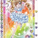 Kirarin Revolution Rainbow 2006 Special Foil Prismatic Card - 003-PR