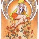 Sailor Moon R Scented Idol Card #0893-E - Venus